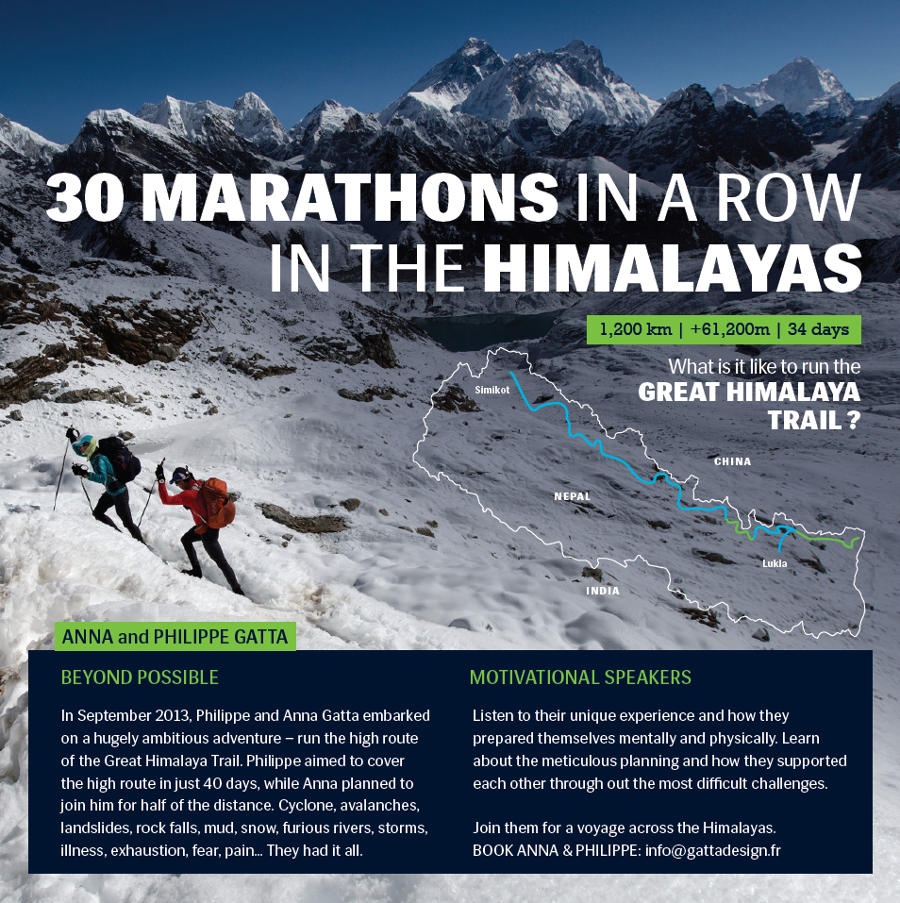 Great Himalaya Trail Motivational Speech