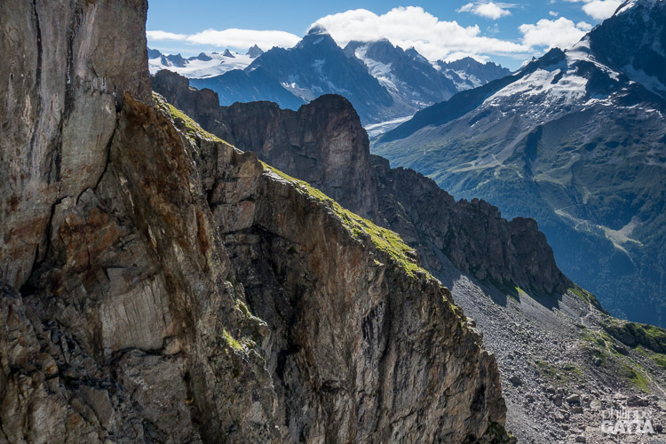 View from the route (© P. Gatta)