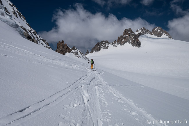 On the way to Col du Tour (© P. Gatta)