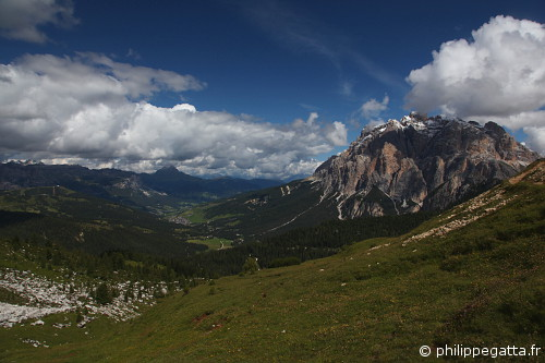 Val Badia and Conturines (© Philippe. Gatta)