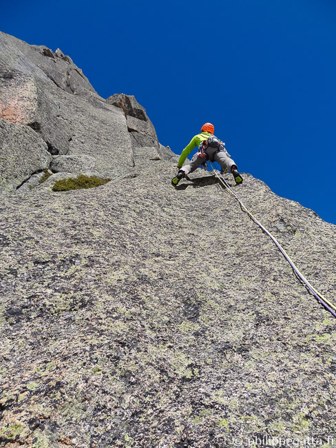 Another 6a pitch (© A. Gatta)
