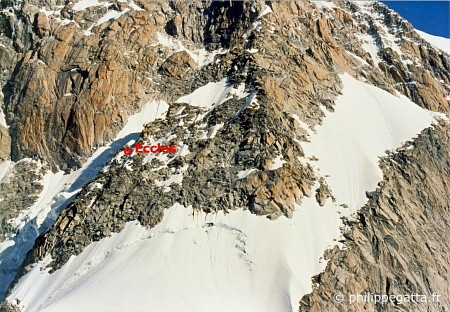 Eccles Hut (© P. Gatta)