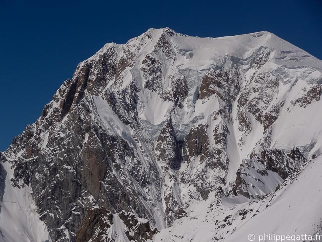 South side of Mont Blanc (� P. Gatta)