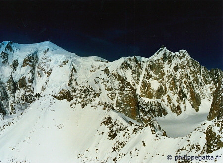 Mont Blanc and Mont Maudit (� P. Gatta)