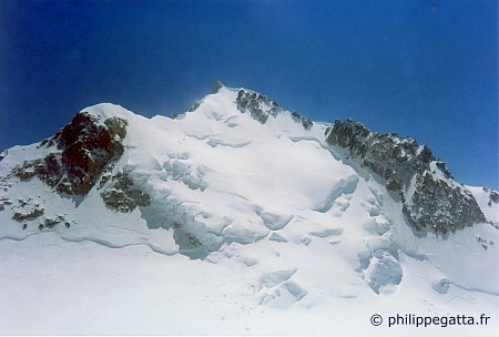 North face of Mount Maudit (� P. Gatta)