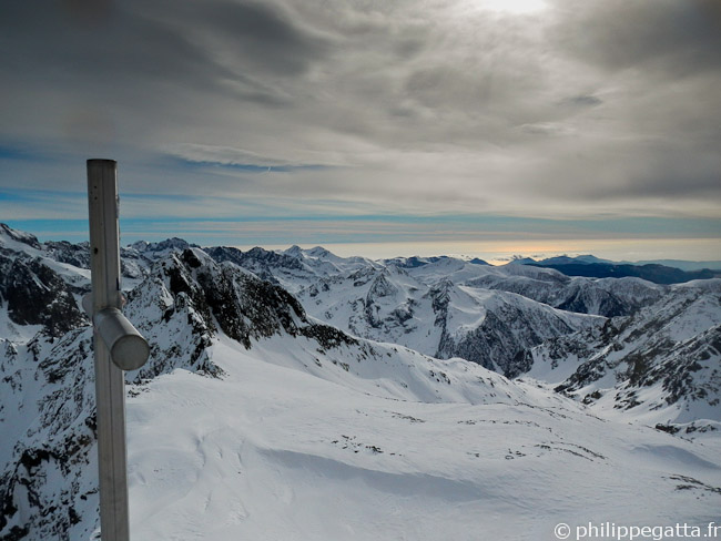 From the top of Guilie (© Philippe Gatta)