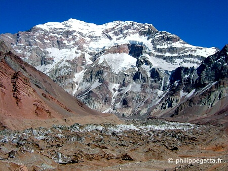 South Face of Aconcagua (� P. Gatta)