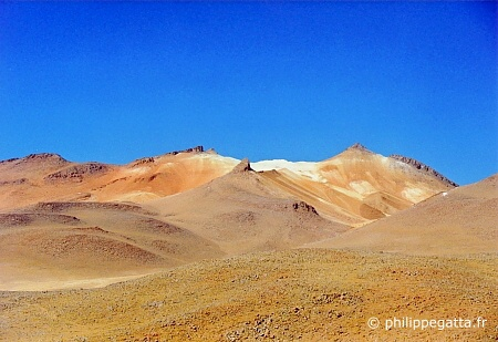 South of Bolivia (� P. Gatta)