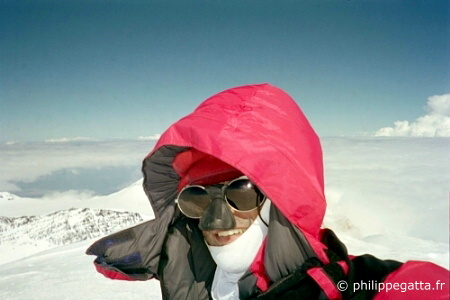 Summit of Denali (� P. Gatta)