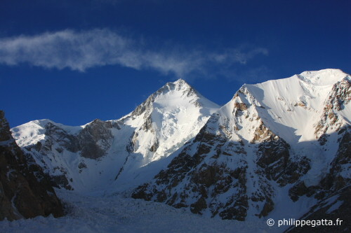 Gasherbrum I (Photo © P. Gatta)