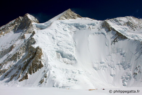 Gasherbrum II (Photo © P. Gatta)