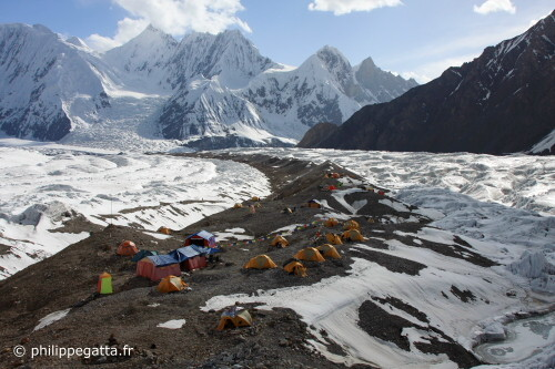 Gasherbrum BC (Photo � A. Gatta)