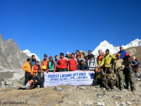 Photos of the Everest Lafuma Sky Race (� P. Gatta)