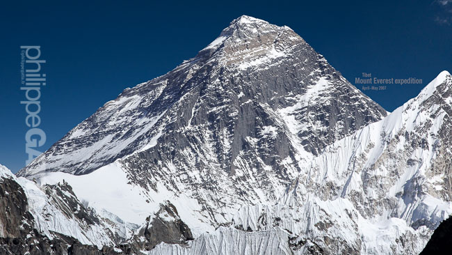 Everest expedition (© P. Gatta)