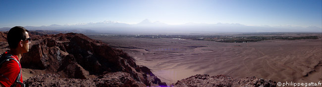 Atacama desert, San Pedro and the Andes (� A. Gatta)
