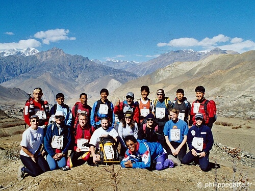 Runners of the Himal Race (� P. Gatta)