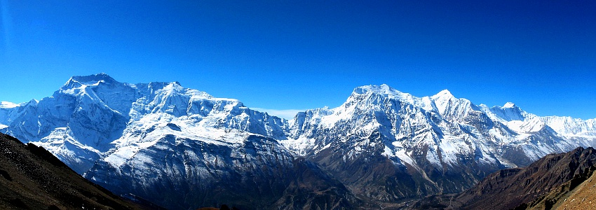 Annapurna Himal (Photo Wikimedia Commons)