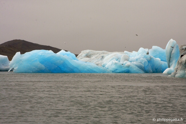 J�kuls�rl�n, the ice lagoon (� A. Gatta)