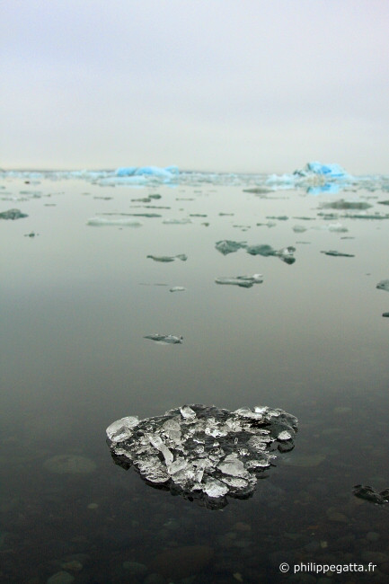 J�kuls�rl�n, the ice lagoon (� P. Gatta)