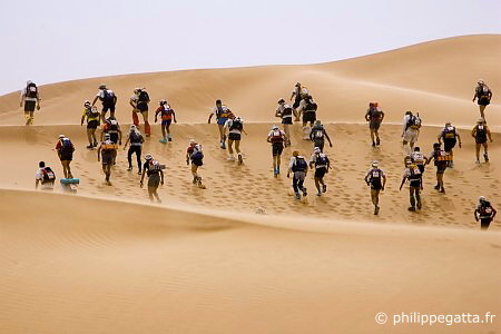 The dunes of Merzouga (� P. Gatta)