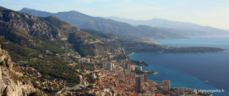 Monaco and Cap Martin (� P. Gatta)
