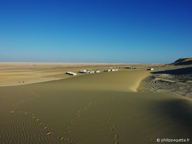 Camp 3 of the Sahara Race (� P. Gatta)