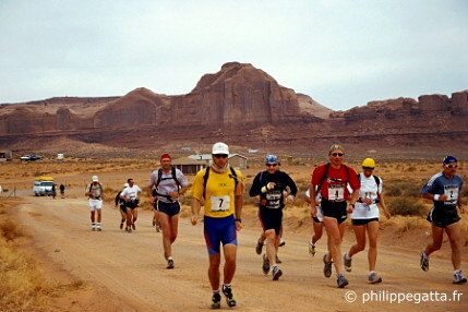 Totem Pole Race: Monument Valley (� p. Gatta)